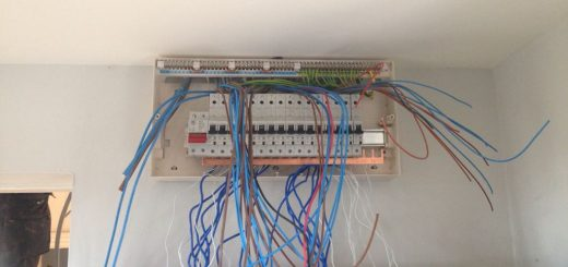 wiring project